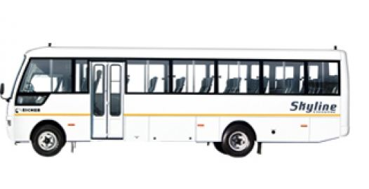 EICHER SKYLINE STAFF BUS 40 SEATER