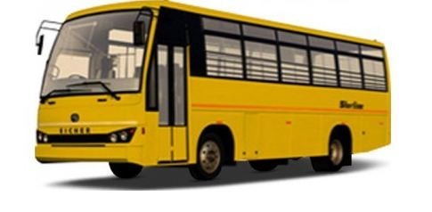 EICHER STARLINE COLLAGE BUS 50 SEATER