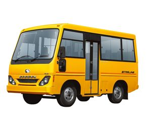 EICHER STARLINE SCHOOL BUS 20 AND 23 SEATER