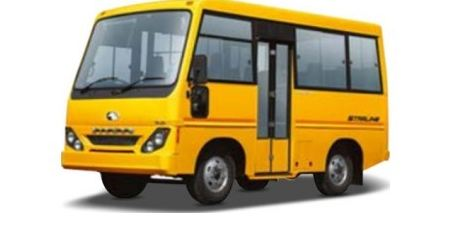 EICHER STARLINE SCHOOL BUS 25 AND 29 SEATER