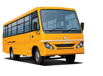 EICHER STARLINE SCHOOL BUS 30 AND 35 SEATER
