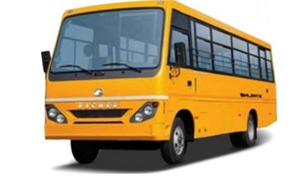 EICHER STARLINE SCHOOL BUS 50 AND 59 SEATER