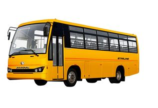EICHER STARLINE SCHOOL BUS 70 SEATER