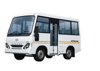EICHER STARLINE STAFF BUS 12 SEATER MAXICA