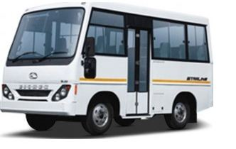 EICHER STARLINE STAFF BUS 16 SEATER