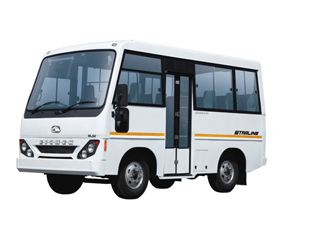 EICHER STARLINE STAFF BUS 20 SEATER