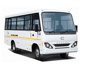 EICHER STARLINE STAFF BUS 24 SEATER