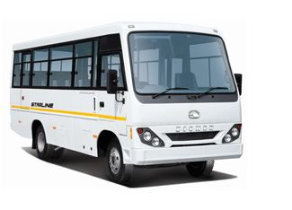 EICHER STARLINE STAFF BUS 32 SEATER