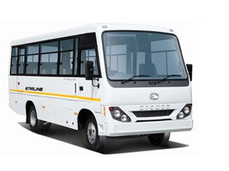 EICHER STARLINE STAFF BUS 40 SEATER