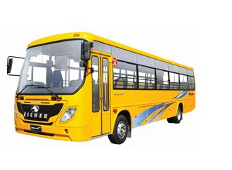 Eicher Skyline Pro School Bus 61 Seater