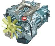 Force Traveller Royale engine