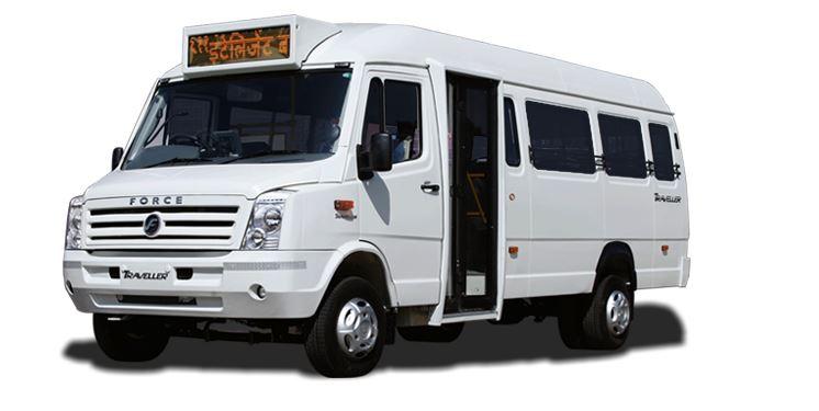 Force Traveller Smart CITIBUS price