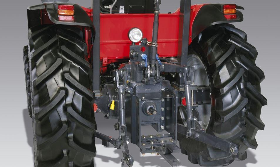 McCormick A-Max Tractors 1