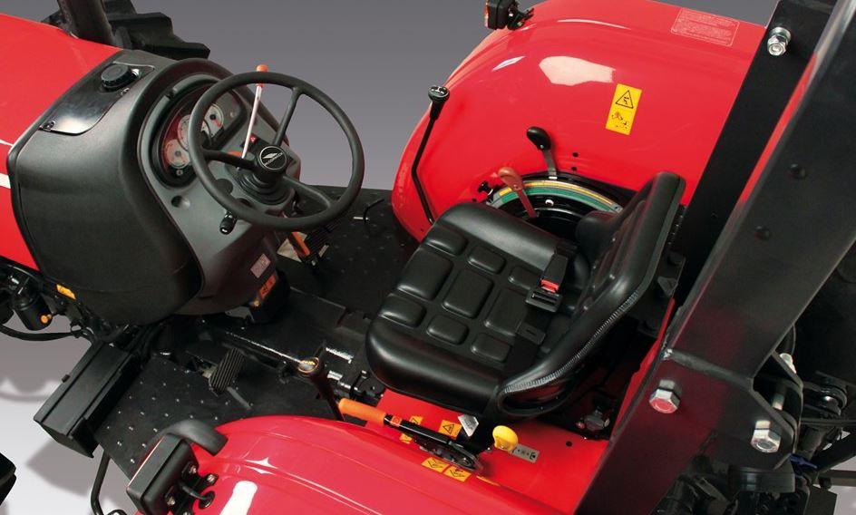 McCormick A-Max Tractors features