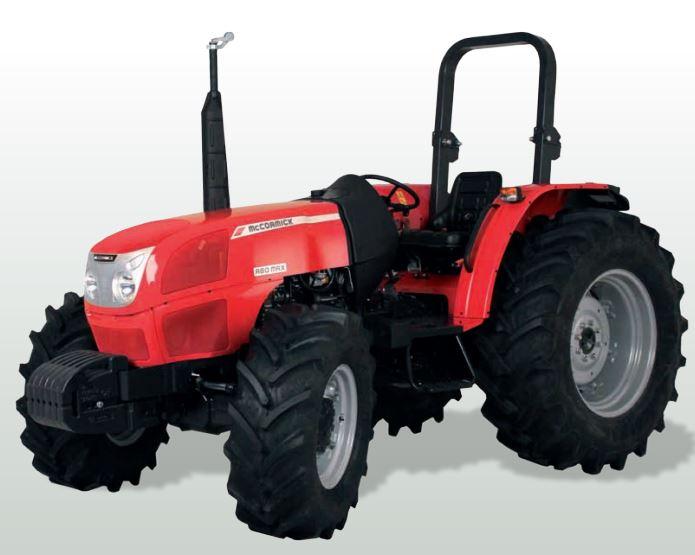 McCormick A-Max Tractors