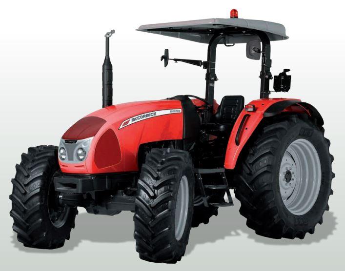 McCormick B-Max Tractor