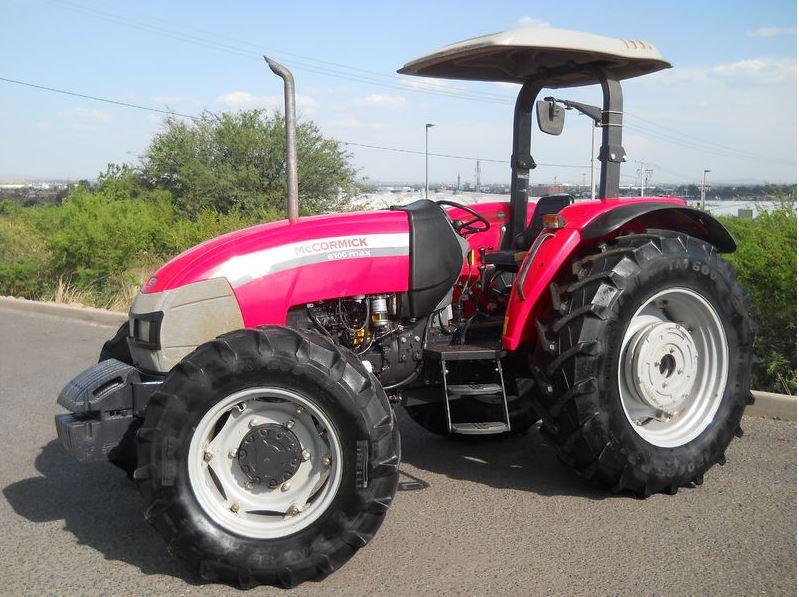 McCormick B100B Max Tractor