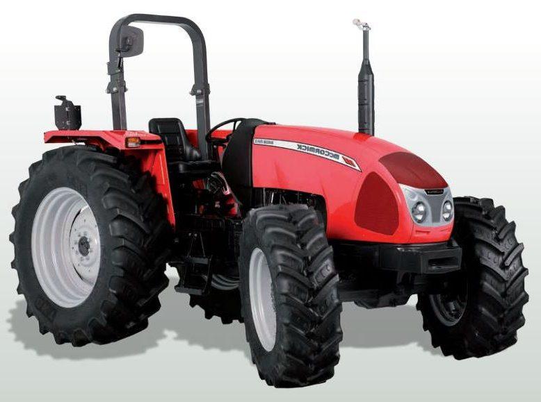 McCormick B75B Max Tractor