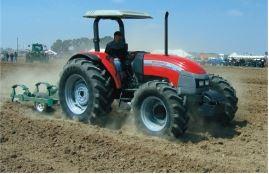 McCormick B85 Max TIER 2 Tractor