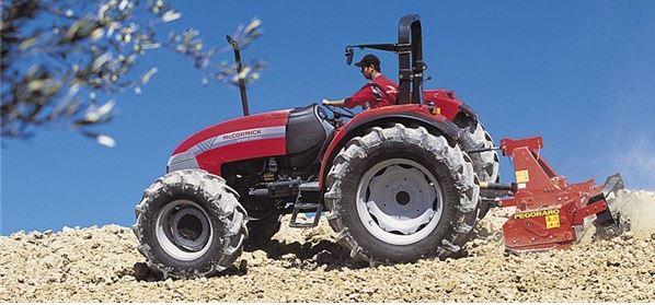 McCormick B90 Max Tractor