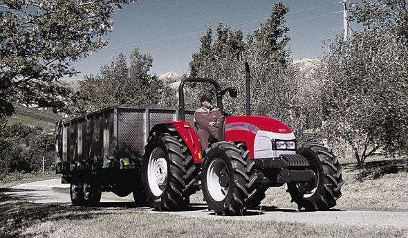McCormick B90B Max Tractor