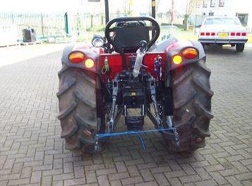 McCormick X2.30 Tractor specs