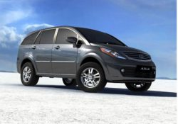 TATA Aria Car price