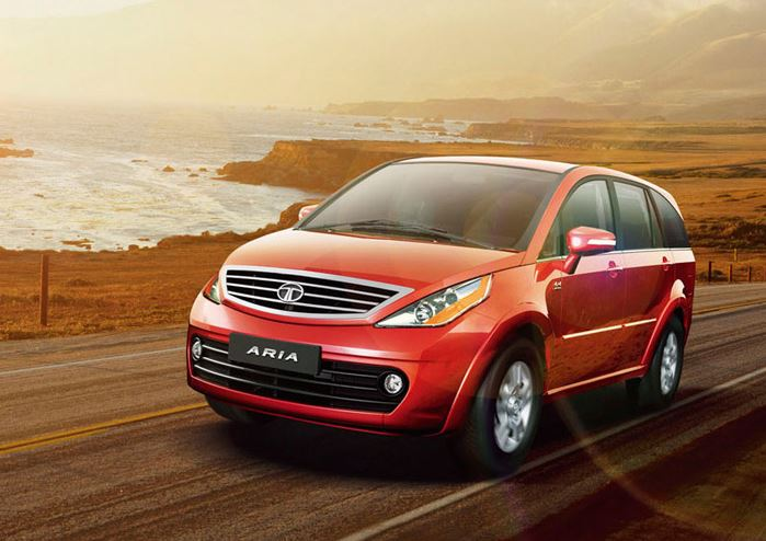 TATA Aria Car price