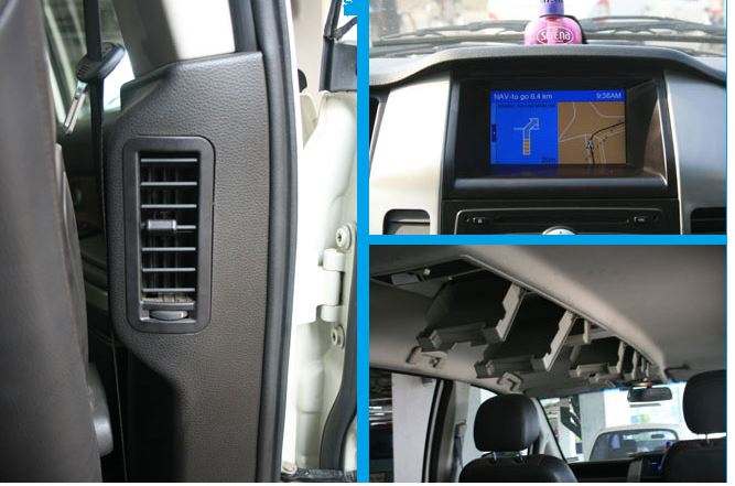 TATA Aria Car technology