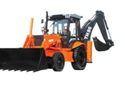 TATA Hitachi TH 86 Backhoe Loader price