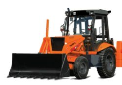 TATA Hitachi TH 86 L Wheel Loader 1