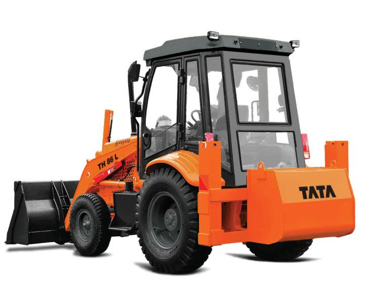 TATA Hitachi TH 86 L Wheel Loader specs