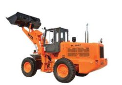 TATA Hitachi TL 360 Z Wheel Loader 1