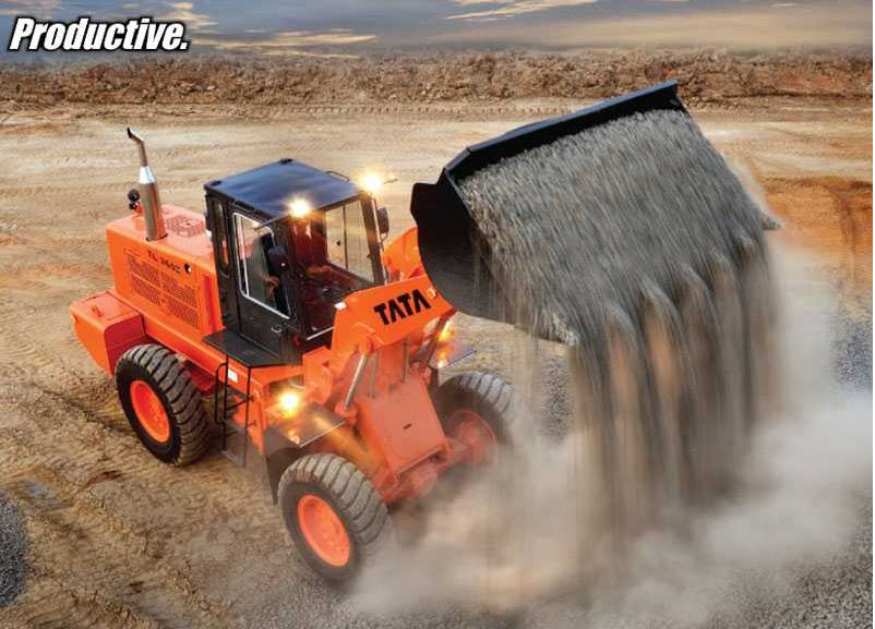 TATA Hitachi TL 360 Z Wheel Loader price