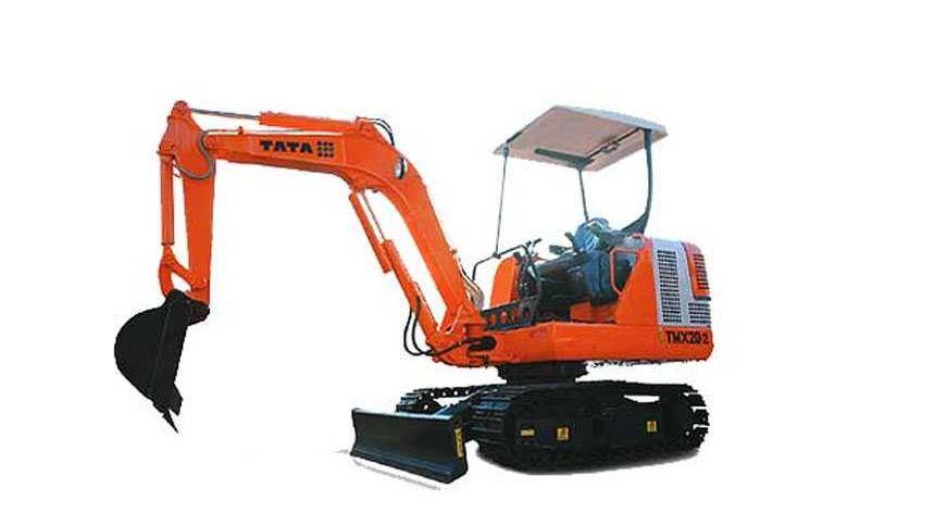 TATA Hitachi TMX20 Mini Excavators price in india