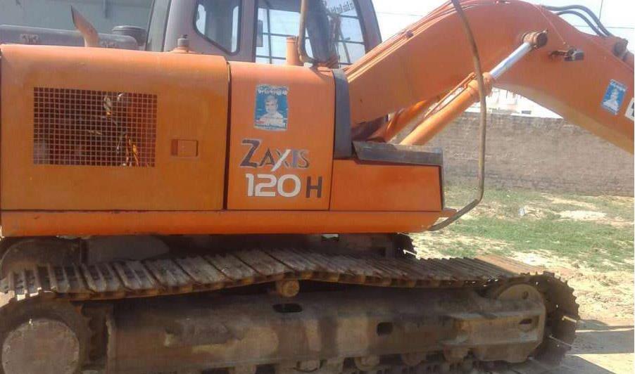 TATA Hitachi ZAXIS 120 H mechinery specs