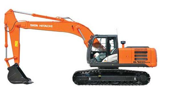 TATA Hitachi ZAXIS 220 LC-M Machinery price