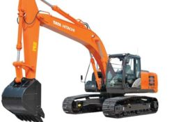 TATA Hitachi ZAXIS 220 LC Machinery price
