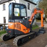 Check Price, Specs: TATA Hitachi ZAXIS 33U Mini Excavator Construction Machinery
