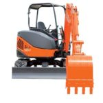 TATA Hitachi ZAXIS 50 Mini Excavator Construction Machinery 1