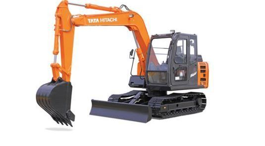 TATA Hitachi ZAXIS 50 Mini Excavator Construction Machinery price