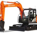 TATA Hitachi ZAXIS 80 Gi Series: Price, Technical Specs, Images
