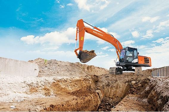 TATA Hitachi ZAXIS 80 Gi Series price