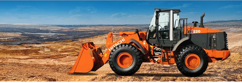 TATA Hitachi ZW 220 Wheel Loader specs