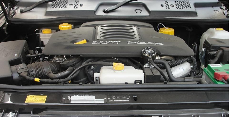 TATA Safari DICOR Car ENGINE