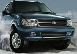 TATA Safari DICOR Car mileage