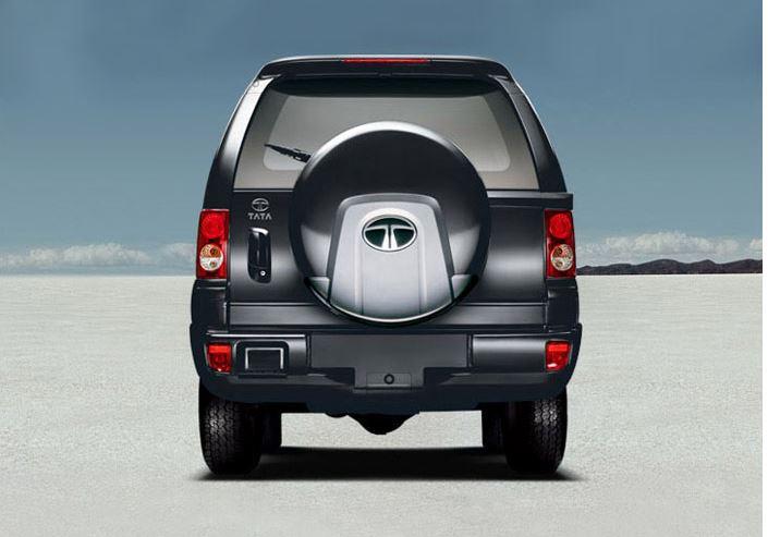 TATA Safari DICOR Car safety