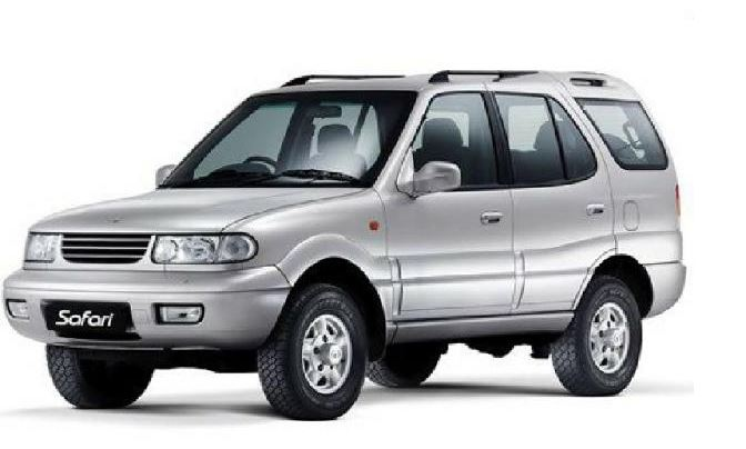 TATA Safari DICOR EX Car