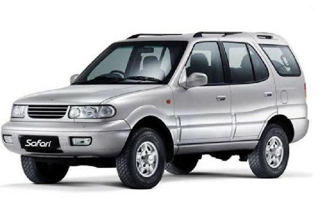 TATA Safari DICOR EX Car