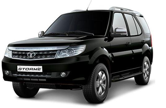 TATA Safari Strome LX Car
